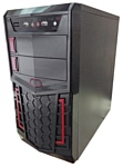 3Cott 3C-MATX-XH1B Ultron 500W Black