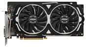 MSI GeForce GTX 1060 1544Mhz PCI-E 3.0 6144Mb 8000Mhz 192 bit DVI HDMI HDCP ARMOR OC