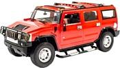 MZ Hummer H2 1:24 (красный)