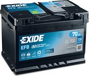 Exide Start-Stop EFB EL700 (70Ah)