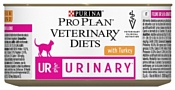 Pro Plan Veterinary Diets Feline UR Urinary with Turkey canned (0.195 кг) 24 шт.