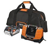 AEG Powertools SET L1840BL 4932430359 (18В/4 Ah + 12-18В)