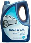 Neste Oil Premium 5W-40 4л