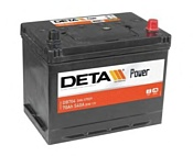 DETA Power DB704 L (70Ah)
