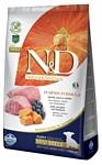 Farmina (7 кг) N&D Grain-Free Canine Pumpkin Lamb & Blueberry Puppy Mini