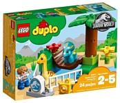 LEGO Duplo 10879 Парк динозавров