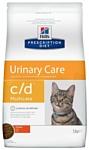 Hill's Prescription Diet C/D Multicare Feline Chicken dry (5 кг)