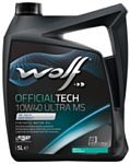 Wolf OfficialTech 10W-40 Ultra MS 5л