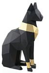 PAPERRAZ Кошка Бастет (черный)