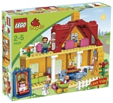 LEGO Duplo 5639 Семейный дом