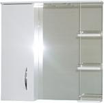 СанитаМебель Камелия-12.85 Д2 шкаф с зеркалом левый