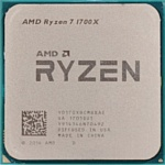 AMD Ryzen 7 1700X Summit Ridge (AM4, L3 16384Kb)
