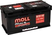 MOLL M3 plus K2 83110 (110Ah)