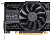 EVGA GeForce GTX 1050 Ti 1290Mhz PCI-E 3.0 4096Mb 7008Mhz 128 bit DVI HDMI HDCP GAMING