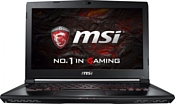 MSI GS43VR 6RE-015XPL Phantom Pro
