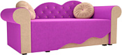Mebelico Тедди-2 170x70 60507 (фиолетовый/бежевый)