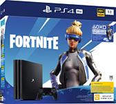 Sony PlayStation 4 Pro 1 ТБ Fortnite DLC