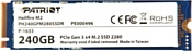 Patriot Memory PH240GPM280SSDR