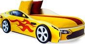 Бельмарко Бондмобиль 160x70 (желтый)