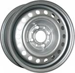 Trebl X40052 6.5x16/5x108 D65.1 ET47 Silver