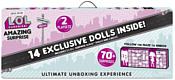L.O.L. Surprise! Amazing Surprise with 14 Dolls, 70+ Surprises & 2 Playset 559764
