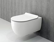Bocchi V-Tondo Rimless (белый) 1416-001-0129
