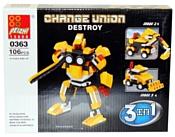 Peizhi Change Union 3in1 0363 Destroy