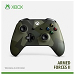 Microsoft Xbox One Wireless Controller Armed Forces II