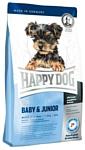 Happy Dog (4 кг) Mini Baby&Junior