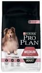 Purina Pro Plan (7 кг) Medium Adult сanine Sensitive Skin Salmon and rice dry