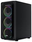PowerCase Mistral Z4 Mesh LED Black