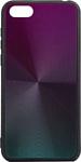 EXPERTS SHINY TPU CASE для Huawei Y5 Prime (2018)/Honor 7A (серебристо-фиолетовый)