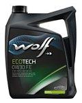 Wolf Eco Tech 0W-30 FE 5л