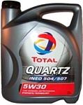 Total Quartz Ineo 504/507 5W-30 5л