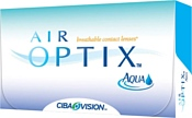 Ciba Vision Air Optix Aqua -0.5 дптр 8.6 mm