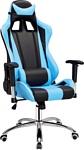 Everprof Lotus S5 (черный/голубой)