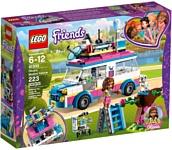 LEGO Friends 41333 Передвижная научная лаборатория Оливии