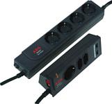 Сетевой фильтр на 7 розеток + 2 USB