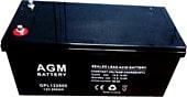 AGM Battery GPL 122000