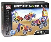 Play Smart Цветные магниты 2426