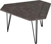 Калифорния мебель Тет 450 (серый бетон)