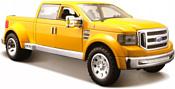 Maisto Форд Mайти F-350 31213 (желтый)