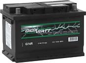 GIGAWATT G74R (74Ah)
