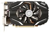MSI GeForce GTX 1060 1544Mhz PCI-E 3.0 6144Mb 8008Mhz 192 bit DVI HDMI 3xDP HDCP 6G OC