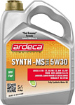 Ardeca SYNTH-MS 5W-30 5л