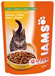 Iams Cat Pouch Adult with Rich in Chicken in Jelly (0.1 кг) 1 шт.