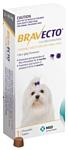 Бравекто (MSD Animal Health) Для собак массой 2–4,5 кг