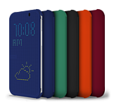 HTC Dot View Flip Cover for HTC One (M8) (HC M100)