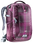 Deuter Giga 28 red/violet (aubergine/check)