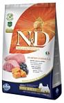 Farmina (2.5 кг) N&D Grain-Free Canine Pumpkin Lamb & Blueberry Adult Mini
